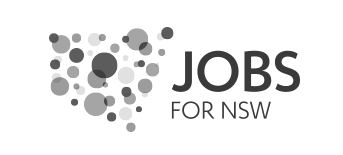 Jobs for NSW Logo